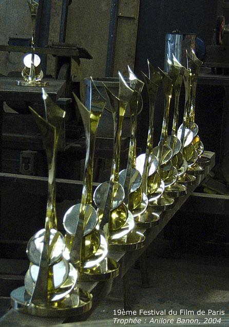 Trophée du Festival du Film de Paris (2004)