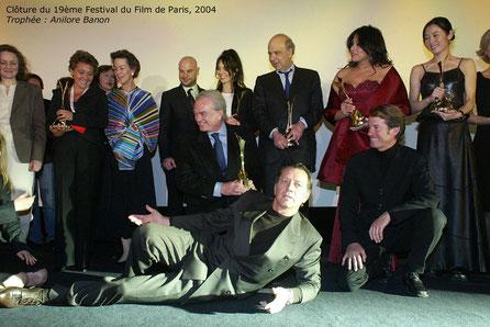 Clôture du Festival du Film de Paris (2004)
