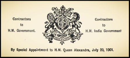 QUEEN ALEXANDRA  ( July 20, 1901 )