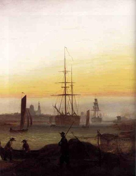 Порт Грайфсвальд. 1818-20
