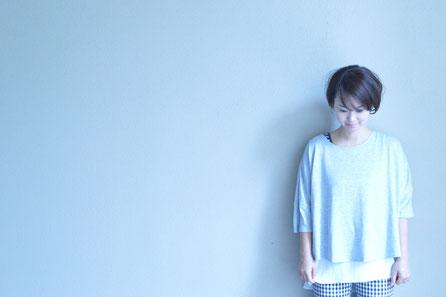 福岡 P's 美容室 ヘアスタイル ショート