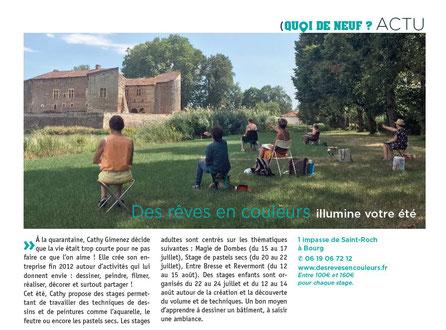 Mag'Ville Bourg-en-Bresse - Juin 2020