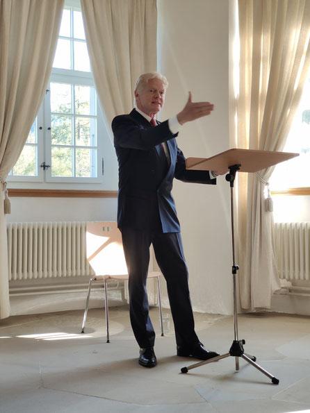 Roland Marthaler, Autor & Lesung