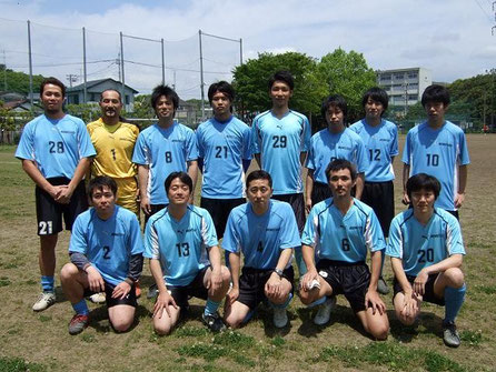 2010年リーグ戦開幕(住友電工グランド)