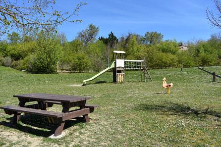 Aire de jeux pour enfants Aguts, Office de tourisme Puylaurens, Office de tourisme Dourgne