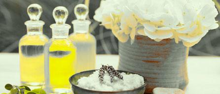 Aroma Öl - Massage