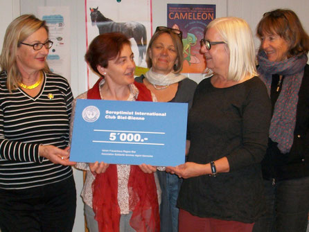 Foto: Soroptimist International Club Biel-Bienne