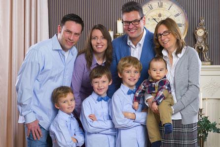 Familienfotos Familienportraits