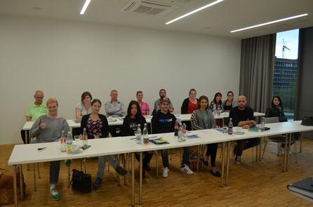 Inhouse-Seminar in Regensburg