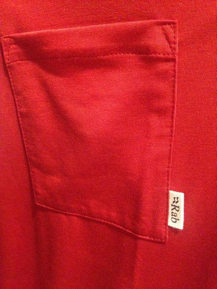 このポケット部分の小さいタグのみという極めてシンプルな所が最高!!