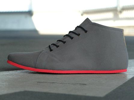 vegane Schuhe aus Bio-Baumwolle