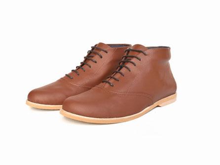 vegane stiefeletten braun boots faire schuhe