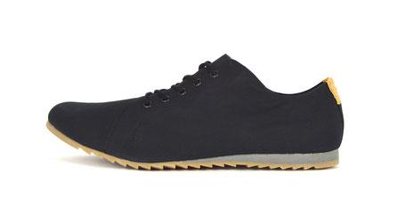 vegane low-cut sneaker sorbas '63 schwarz