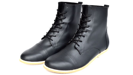 vegane boots winterboots winter warme schuhe stiefel