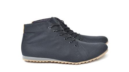 sorbas '66 schuhe berlin schwarz high-top sneaker
