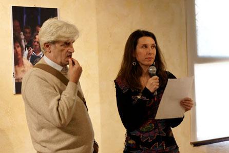 Enrico Prada e Nadia Marino