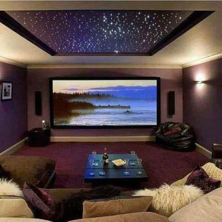 salle de cinéma Maroc