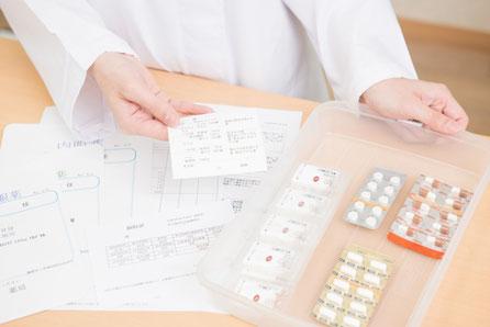 薬剤師薬の説明