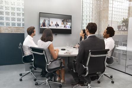 Jabra online meeting vergadering