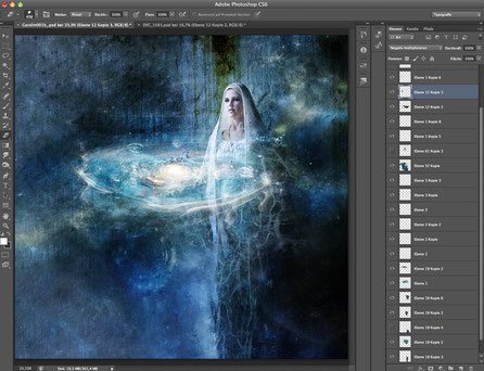"""© Ravienne Art & Mister Ez - Link zu """"Making-Of Videos"""""""