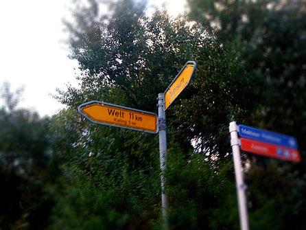 Welt - 11 km