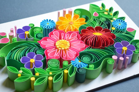 quilling art paper art quilling paper art flowers quilling art quilling mightylinksfo
