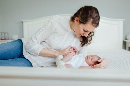 Geburt im Geburtshaus selbstbestimmt und wunderschön