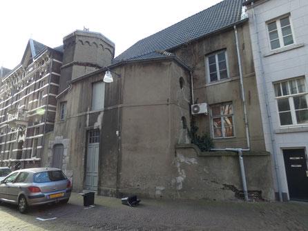 Kraanpoort 6 Grote Kerkstraat 5 en 7, rijksmonument casco late middeleeuwen