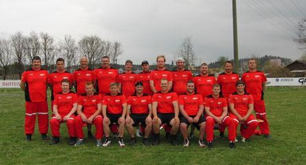 A Mannschaft 2014