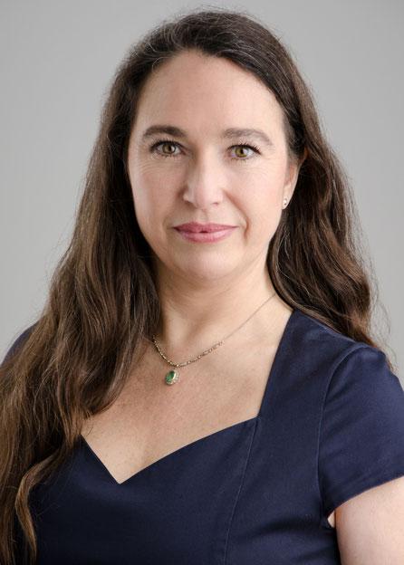 Inge Bell, Gründerin & Gesellschafterin