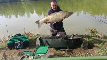 acrocarpe pêche à la carpe Rue Somme