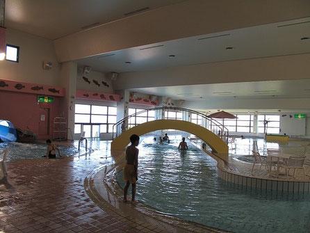 息子は幼稚園時から水泳を習い、1級を持っているので、全ての泳法が達者。