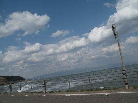 さあ、いよいよ函館が見えてきた