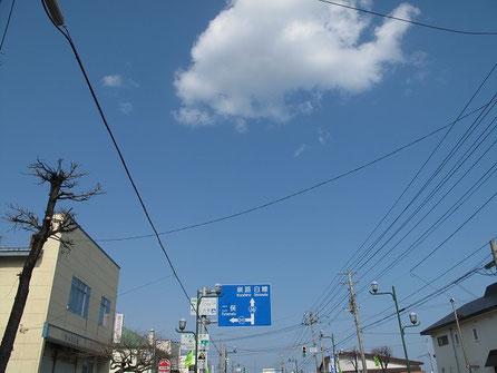 国道38号線を音別で左折、音別の山中にあるキャンプ場、カムイミンタラに向かう。