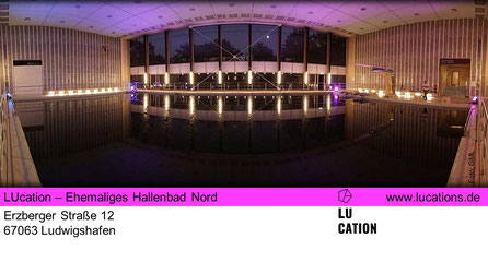 LUcation - Ehemaliges Hallenbad Nord