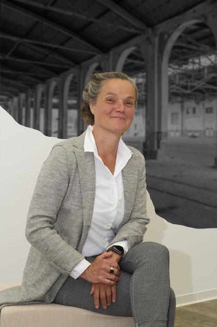 Birgit Stärk, Geschäftsführerin depotLU. Foto: laborX