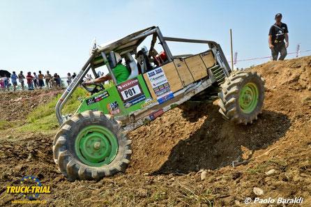 Vincitore cat. Proto: team KVK-Racing (A) Karl Vavrik. PROTO