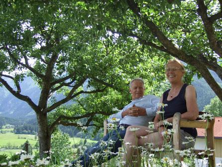 Gerhard und Rosi Ruf