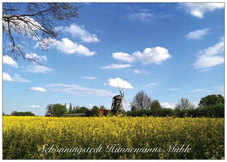 245 Schönningstedt Mühle