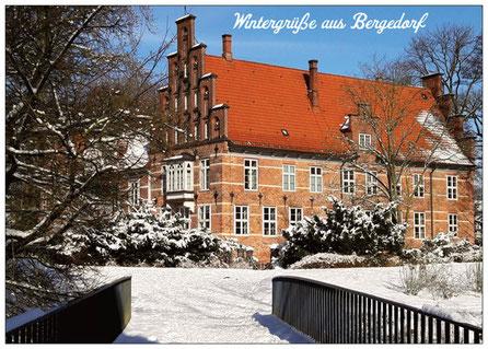 280 Winter Bergedorfer Schloss
