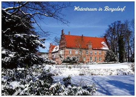 281 Bergedorfer Schloss Winter 2