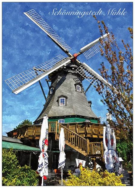 247 Schönningstedter Mühle Kunst