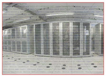 XML-Schnittstelle, Datencenter