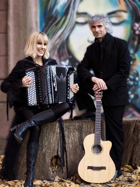 Swinging Chansons und Dolce Vita mit Christine Schmid und Gaetano Siino