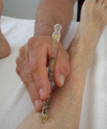 Steinkraftinfo Giuseppe Vogler Luzern Meggen Schweiz Kraft der Steine APM-Massage Meridiantherapie Akupunkturmassage Energetische Störungen lindern