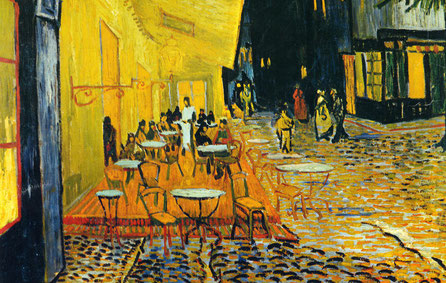 Best things to do in Arles - Café Van Gogh - Copyright Arlestourisme