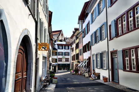 Basel top things to do - Dining and shopping