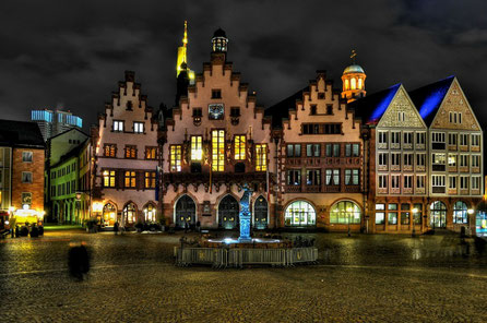 Frankfurt top things to do - City Centre - Copyright  Xlerator