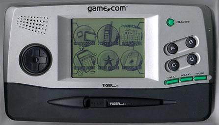 Tigers Electronics Game.com, 1997