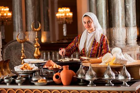 Die türkische Küche ist die 3. reichste Küche der Erde